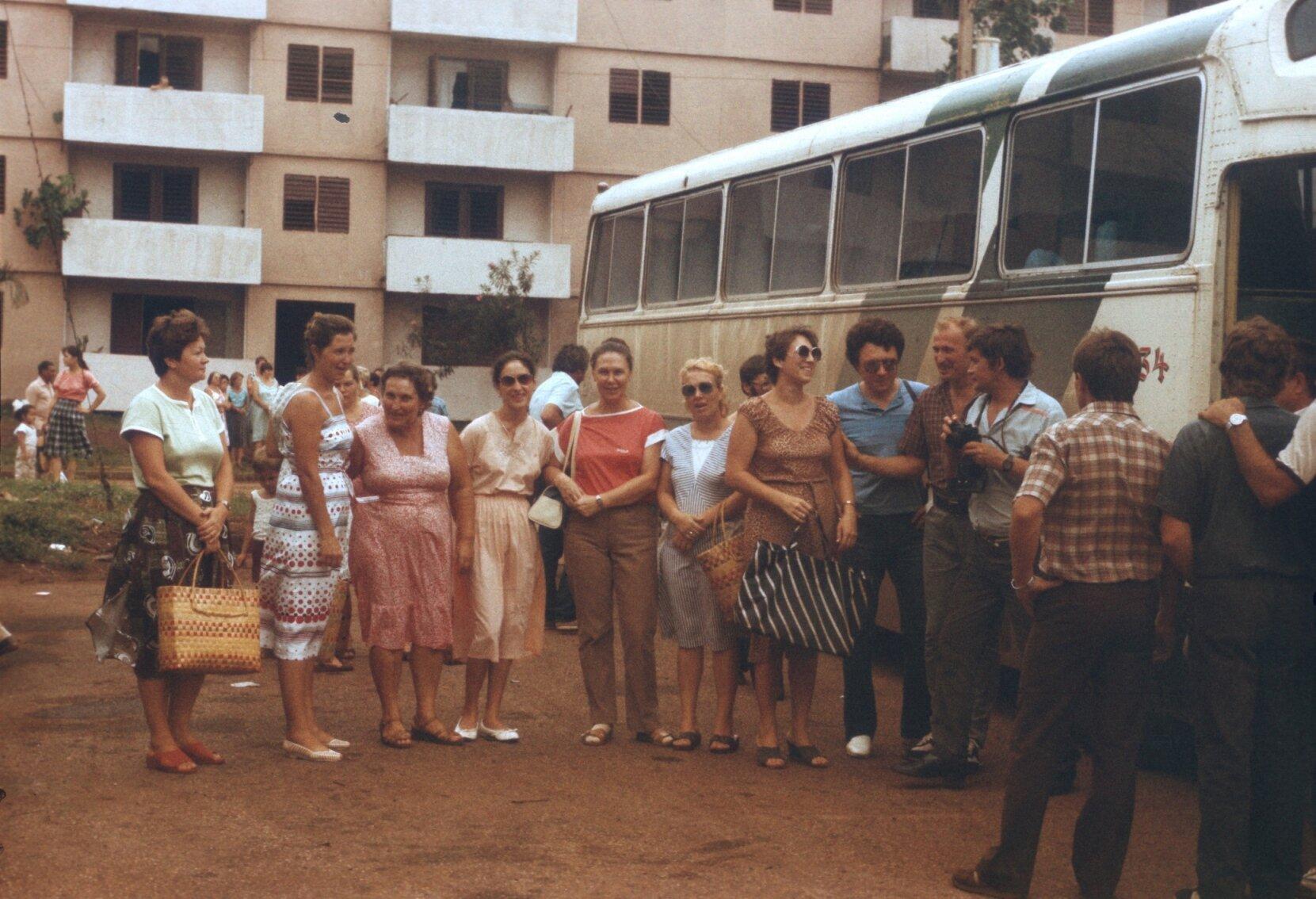 1988. Отъезд советских специалистов, фото 2