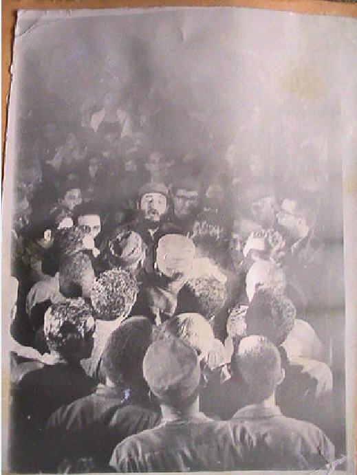 1966. Выступление Фиделя Кастро