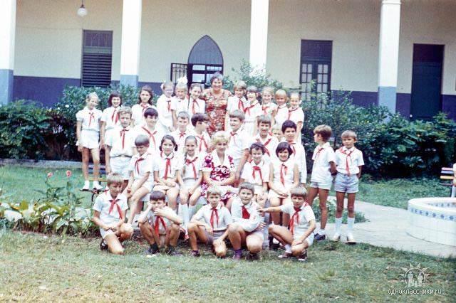 4 «В» 1976-1977 учебный год - 3