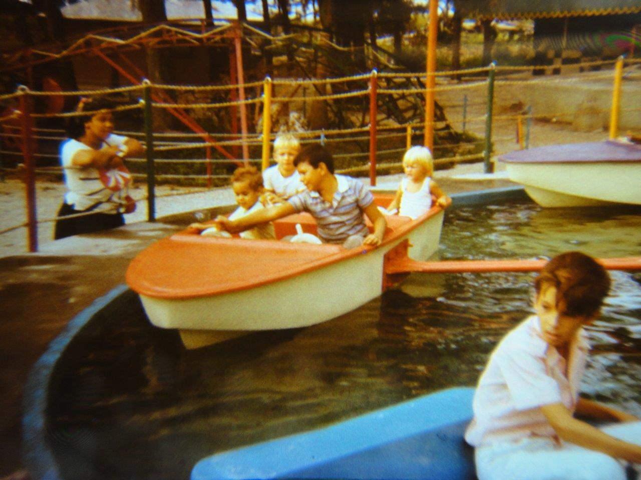 130. Детский парк развлечений при въезде на 5 авениду