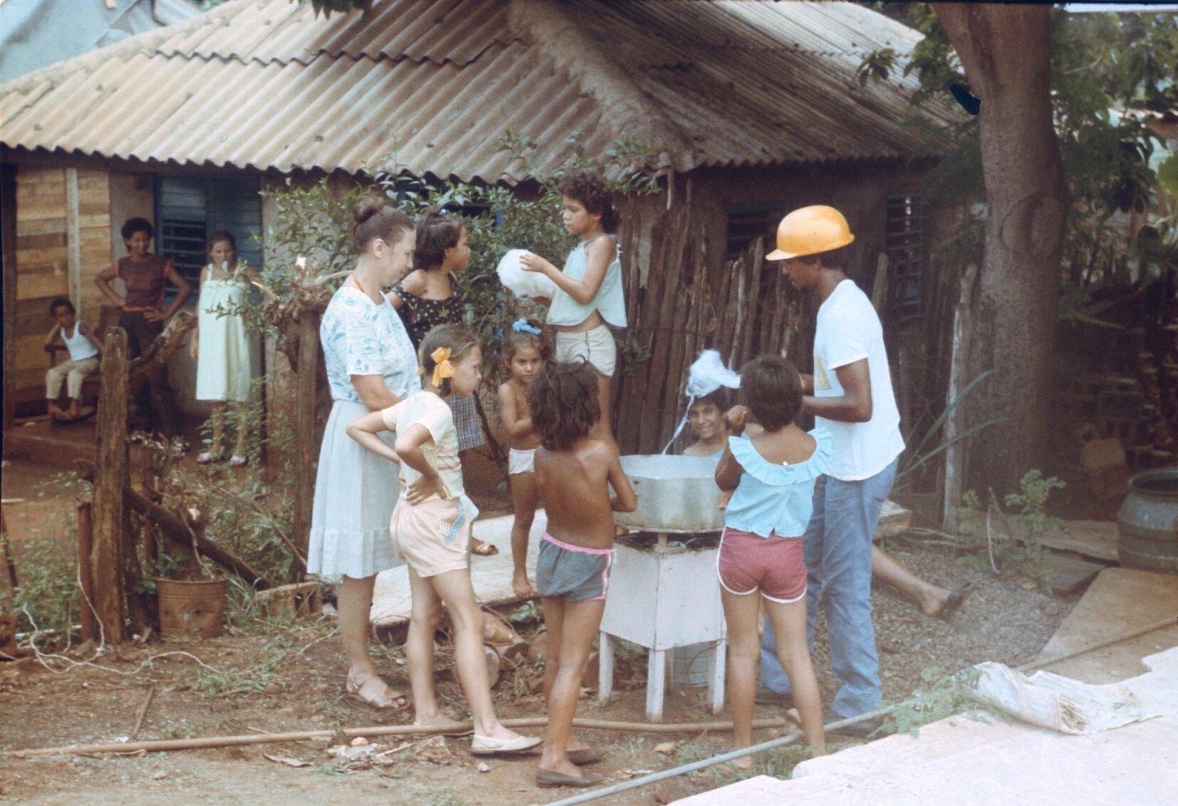 1985-1988. В предвкушенье сладкой ваты