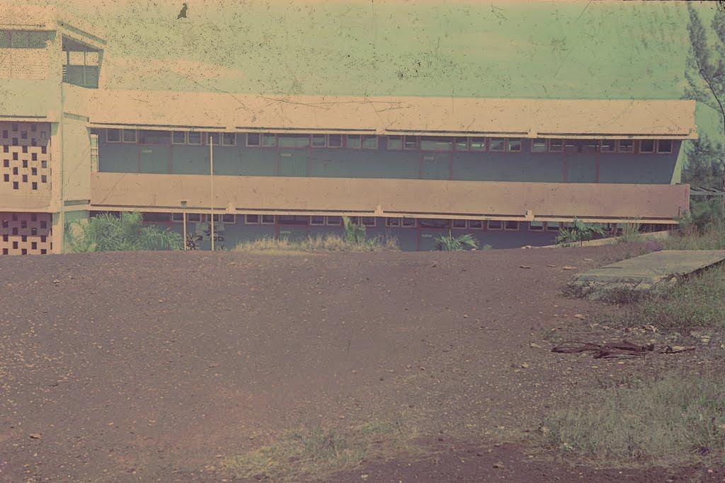 1982. Фото 03. Школа, Роло.