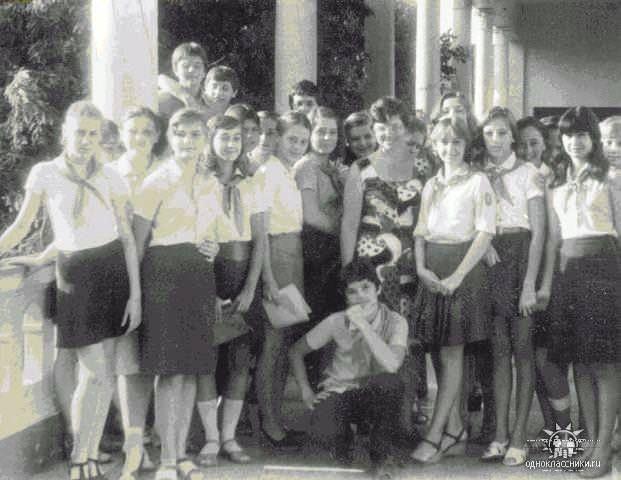 7 «В» 1979-1980 учебный год, фото 2