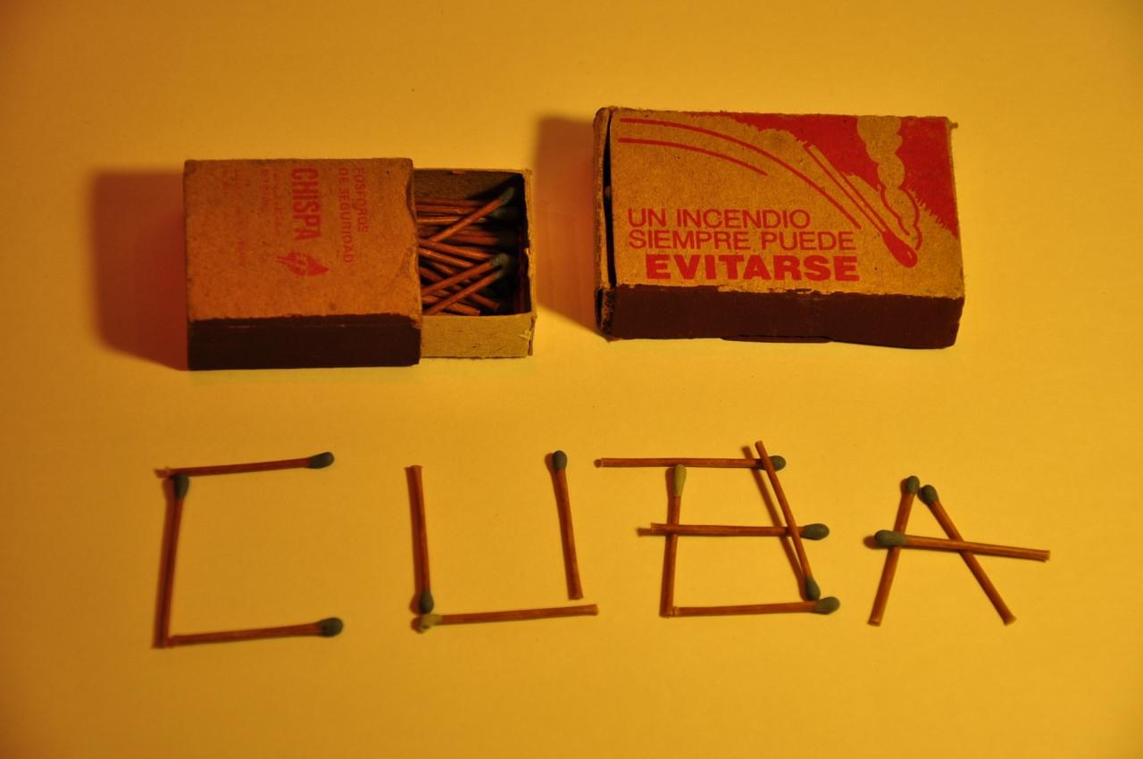 Кубинские спички