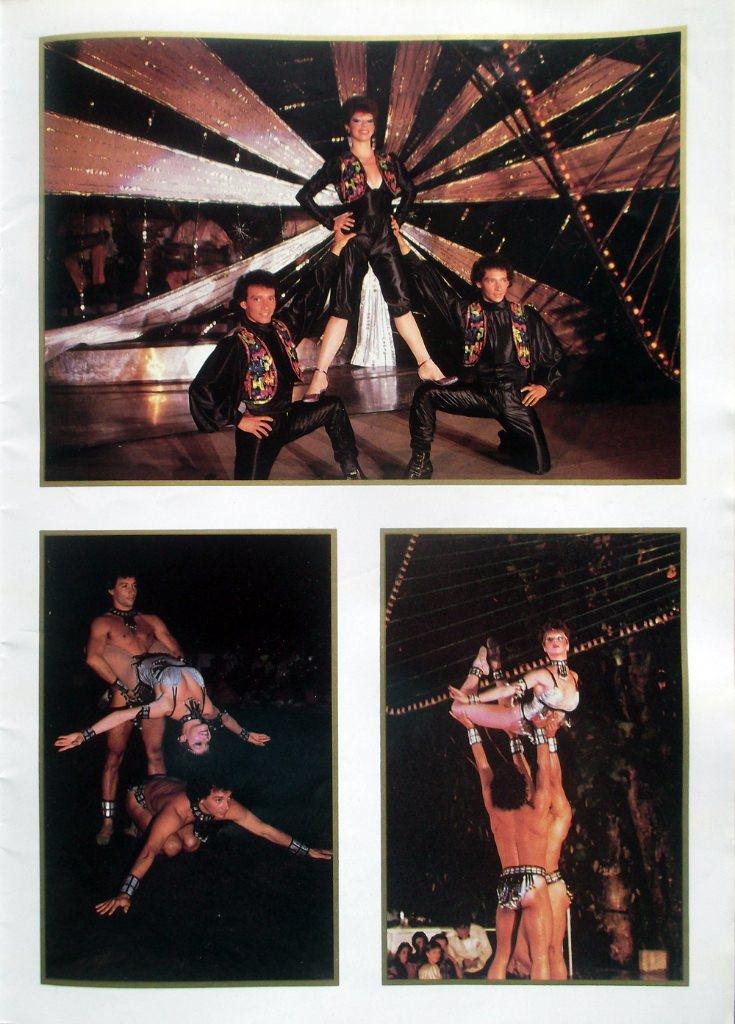 Рекламный журнал кабаре «Тропикана». 80-е годы. -15