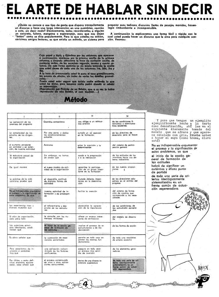 1990-04-23. Юмористический журнал Palante, «Вперед», номер 17, страница 4