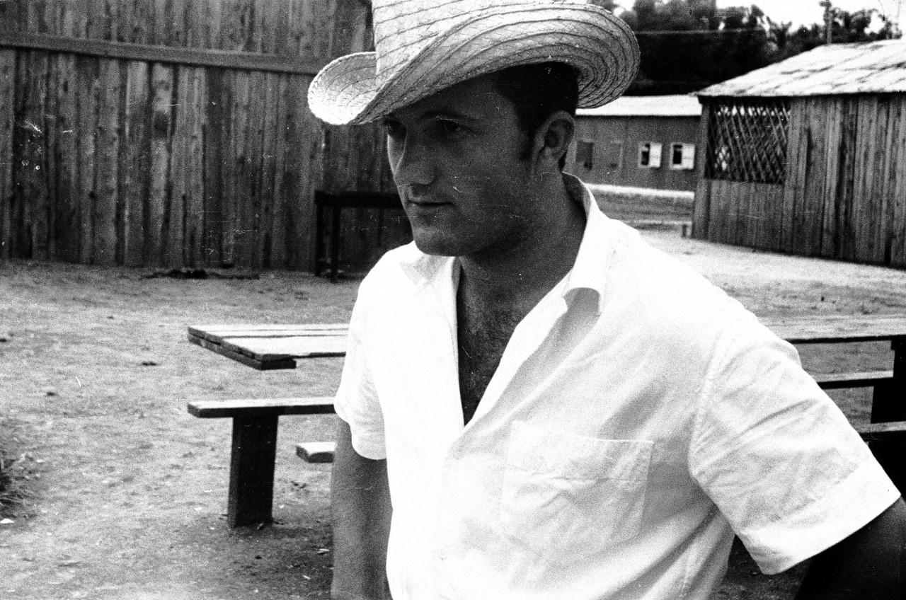 Эль-Чико, сборный пункт всех родов войск, май 1964