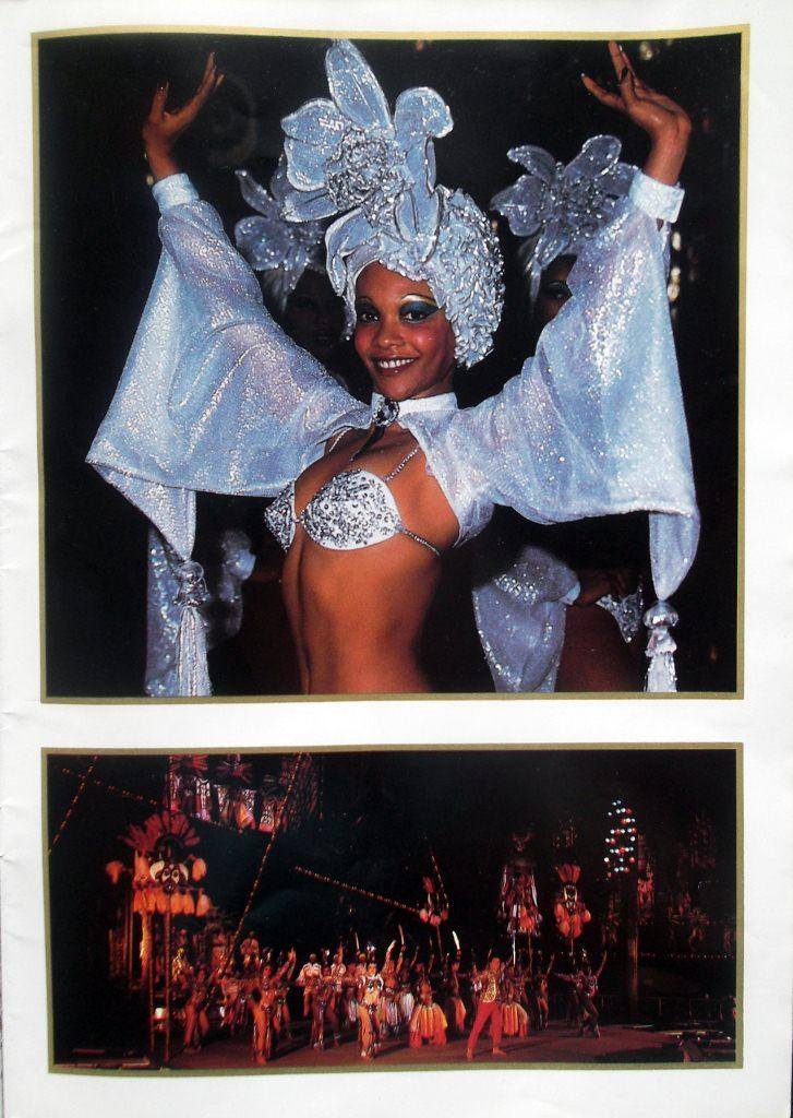 Рекламный журнал кабаре «Тропикана». 80-е годы. -22