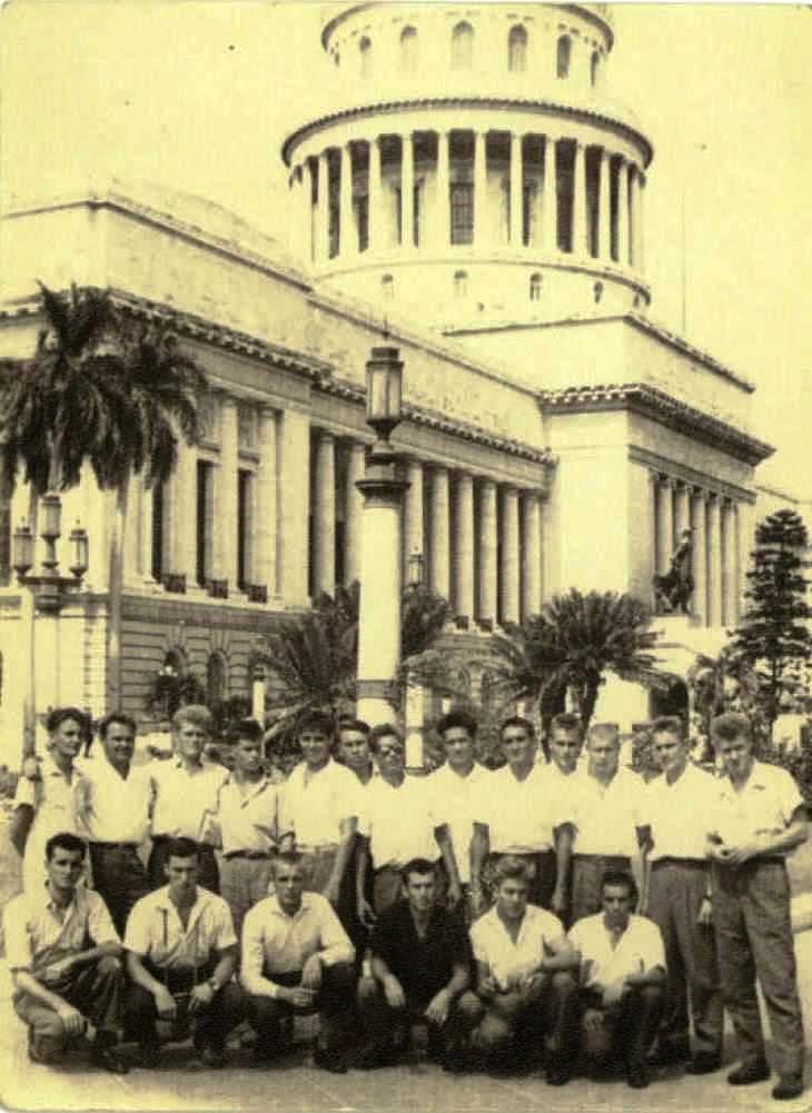 Выезд в Гавану