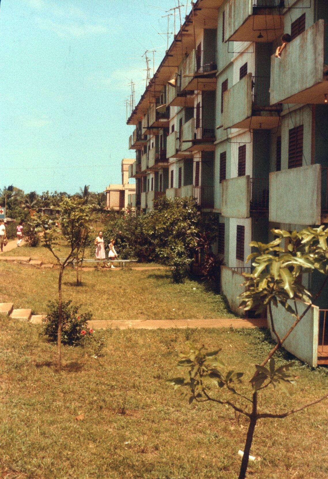 1985-1988. Колорадо, дом 17