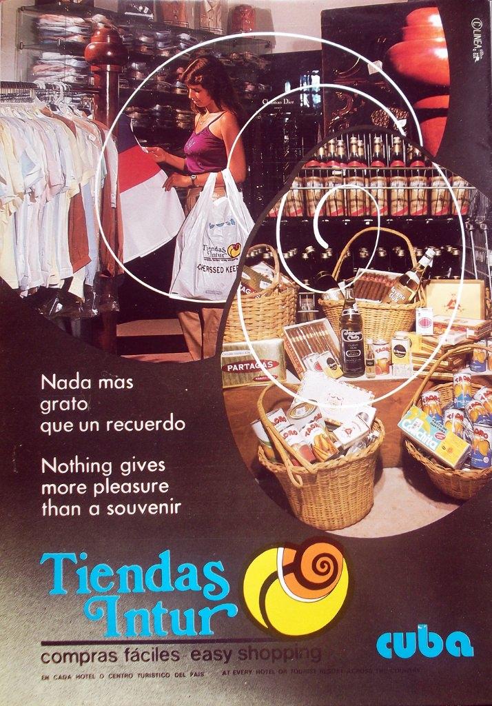 Рекламный журнал кабаре «Тропикана». 80-е годы. -25