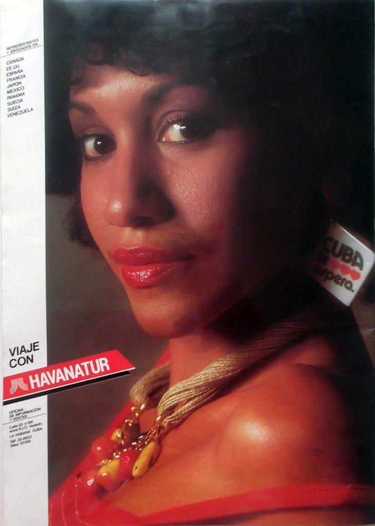 Рекламный журнал кабаре «Тропикана». 80-е годы. -27