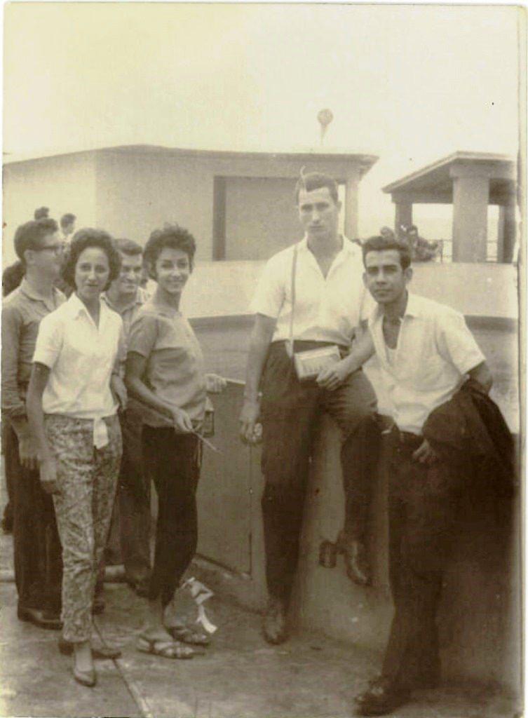 С кубинцами в Океанариуме