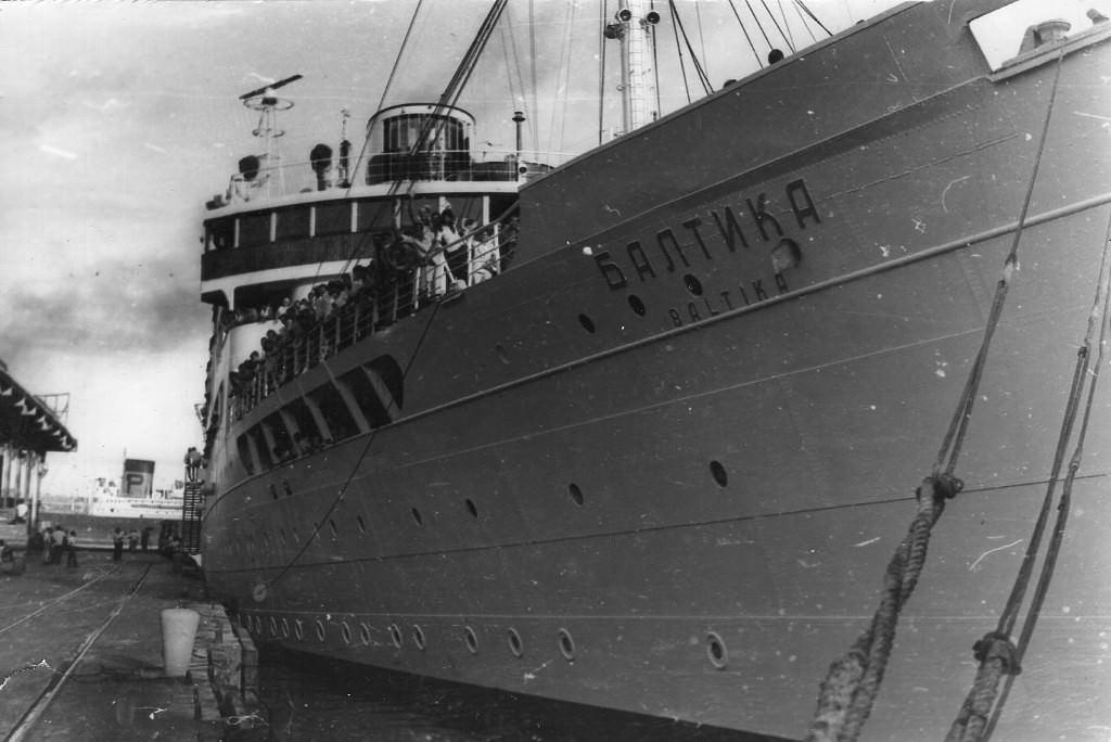 1973. «Балтика»