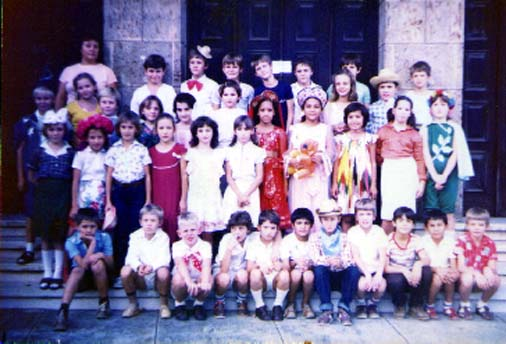 3 «В»  1984-1985  учебный год