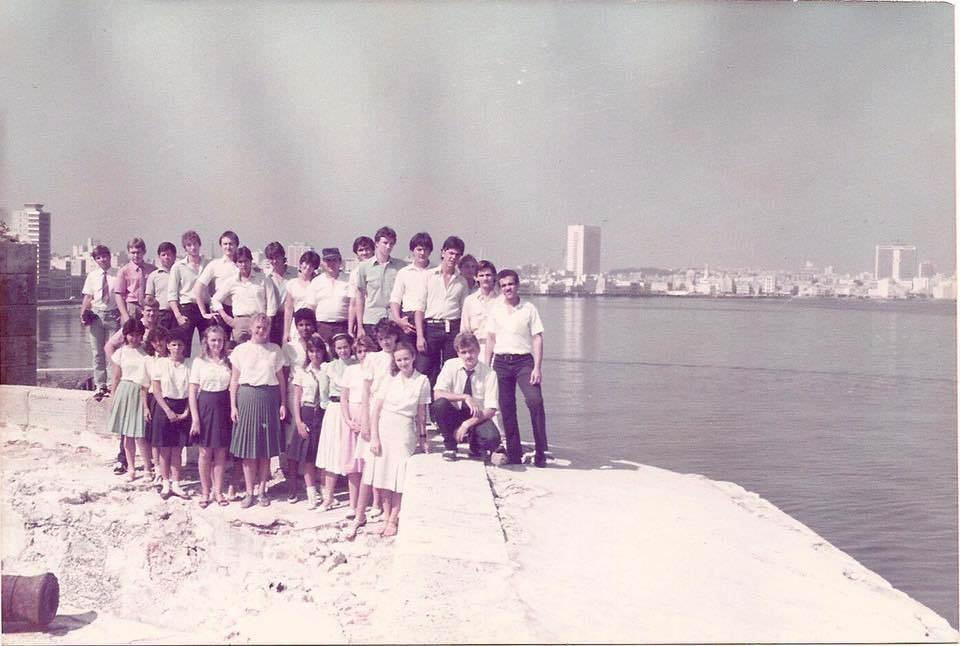 10 «В» 1984-1985 учебный год, фото 1