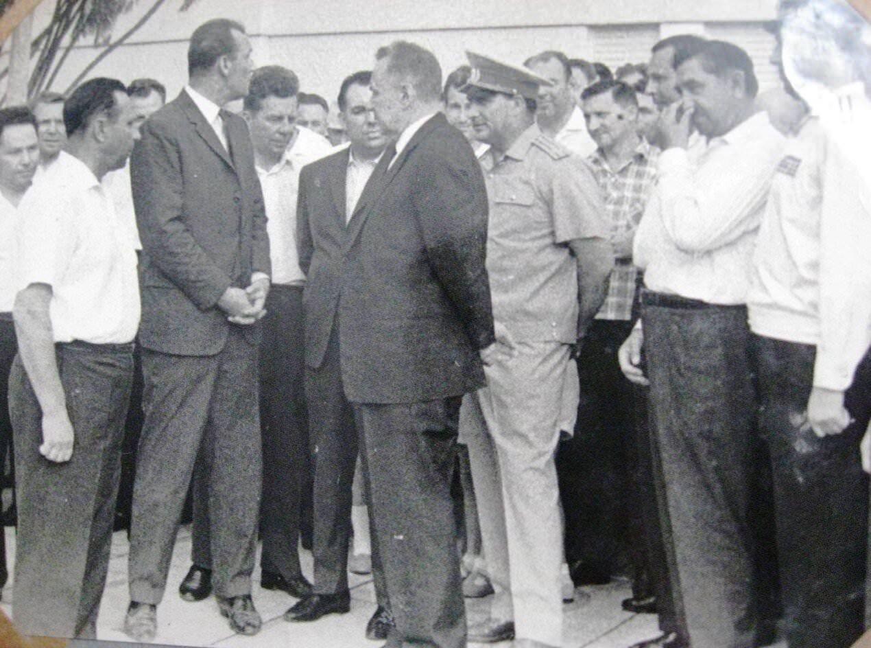 039. Визит Алексея Николаевича Косыгина, 1967 год, фото 1