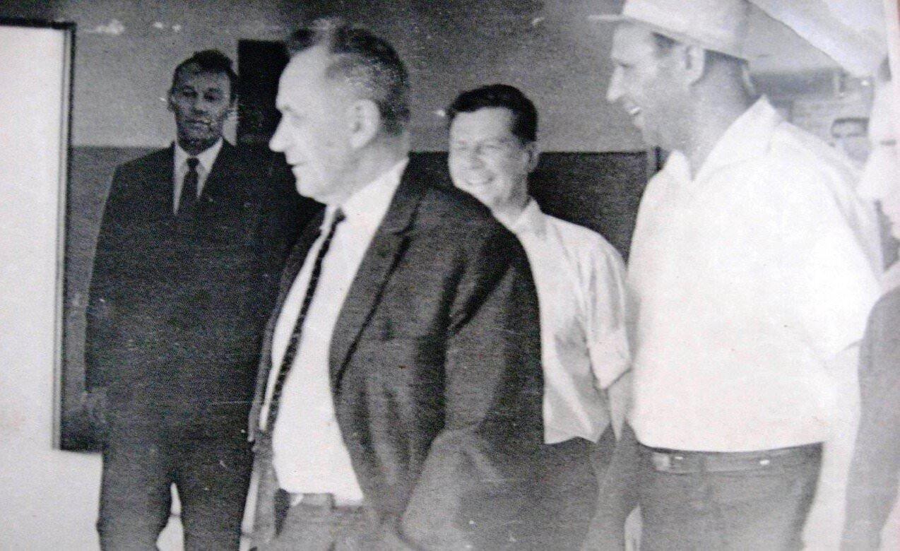 040. Визит Алексея Николаевича Косыгина, 1967 год, фото 2