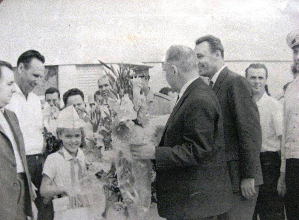 043. Визит Алексея Николаевича Косыгина, 1967 год, фото 4