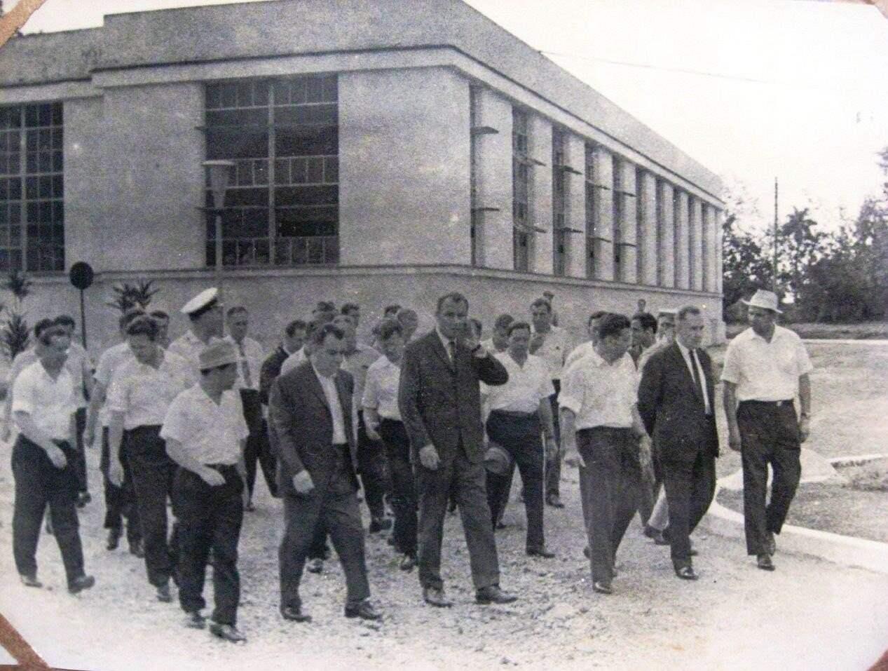 045. Визит Алексея Николаевича Косыгина, 1967 год, фото 6