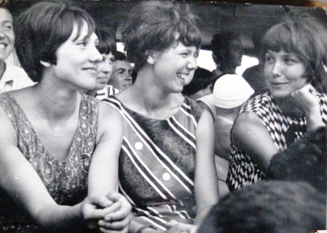 048. Советские волейболисты приехали на Кубу на какое-то соревнование