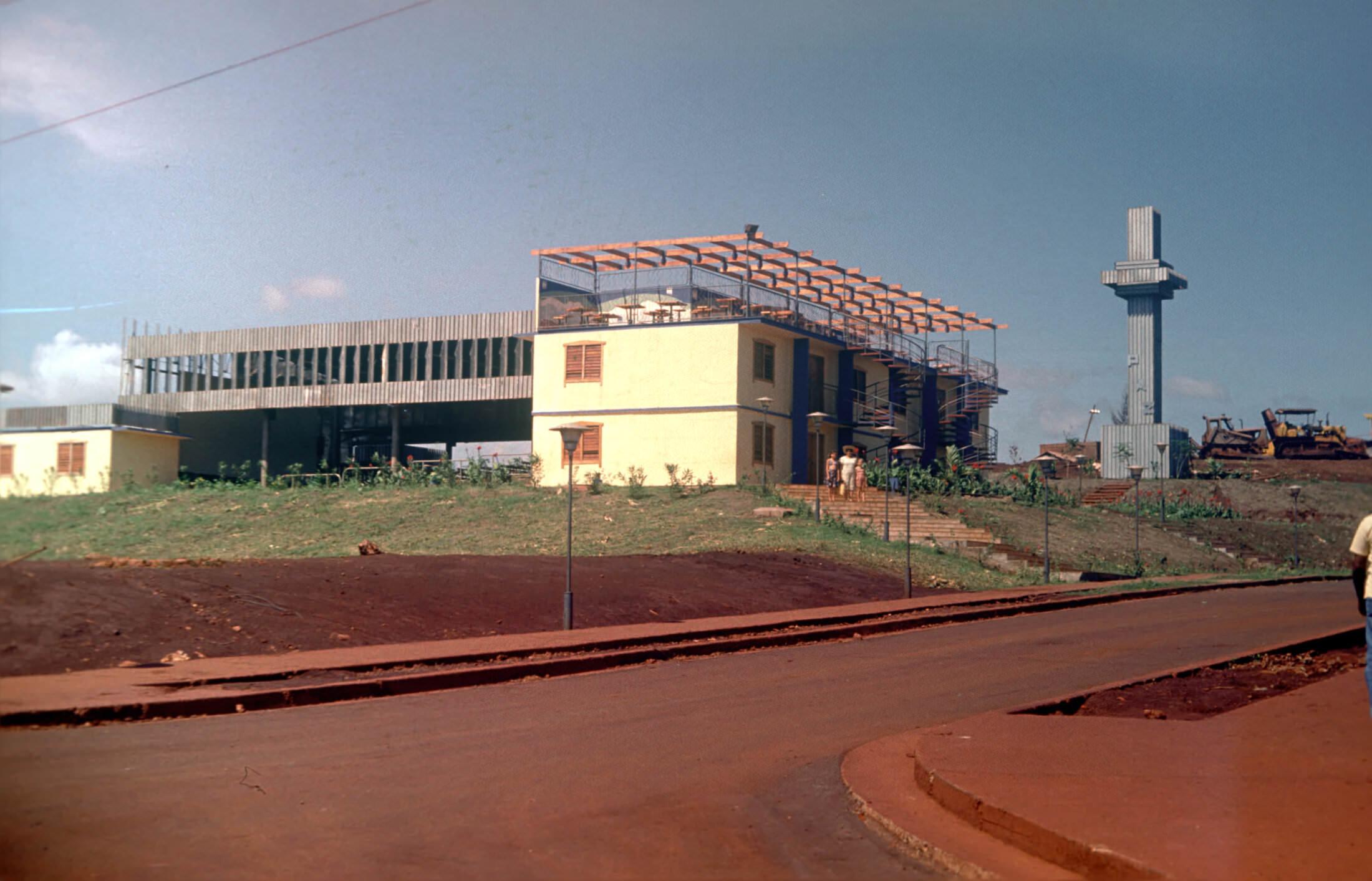 1980-1983. Фото 05. Кинотеатр в Колорадо.