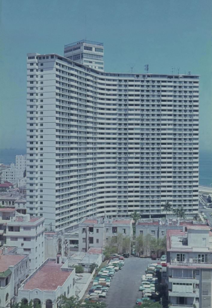 1967. Гостиница «Фокса»
