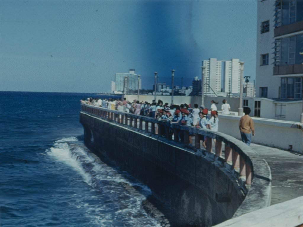 1974. Мол гостиницы «Рио Мар»
