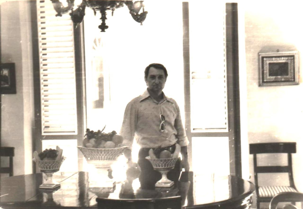 1978-1982. Фото 01. Виктор Афанасьев.