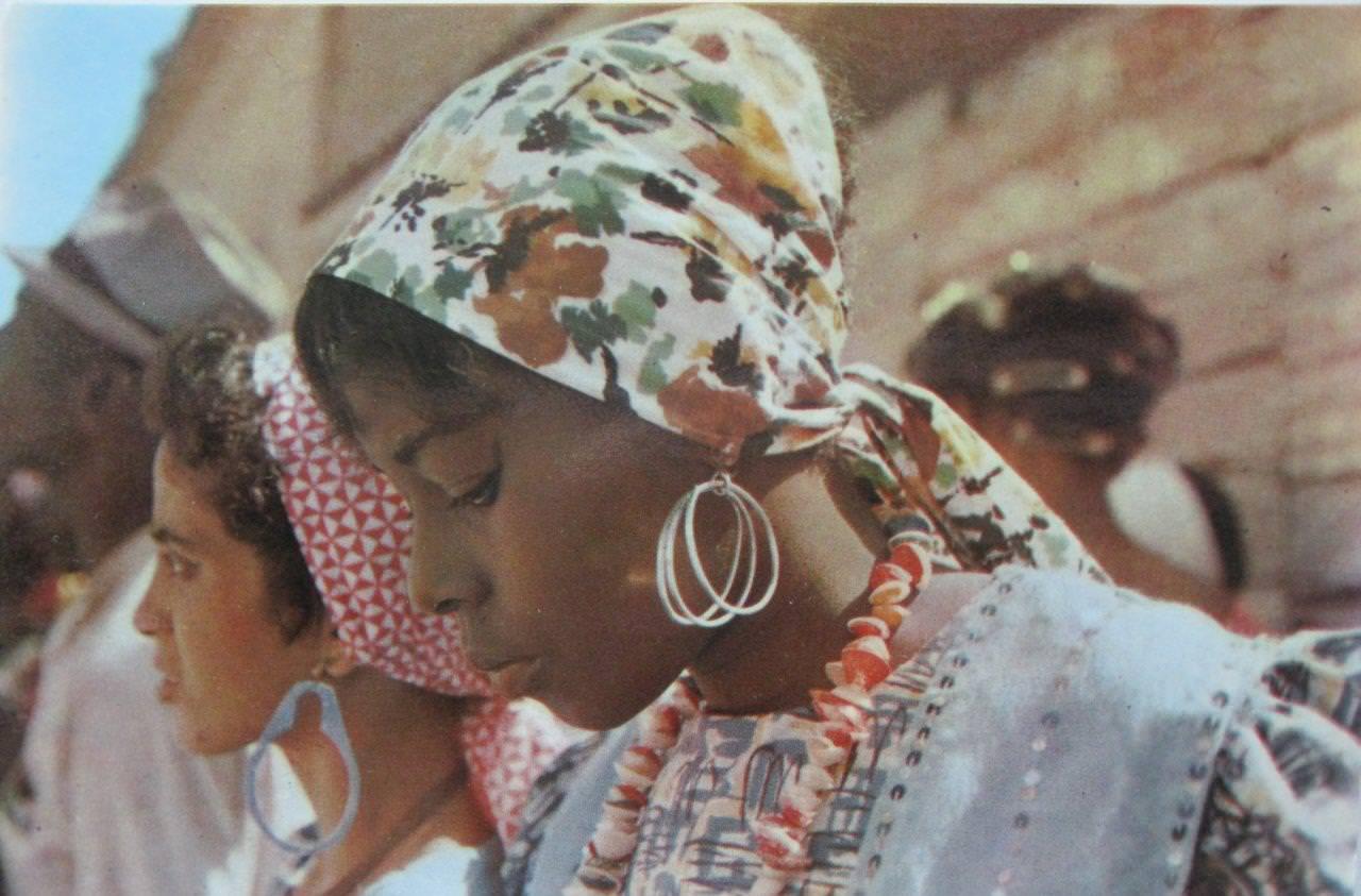 1966. Кубинские женщины.