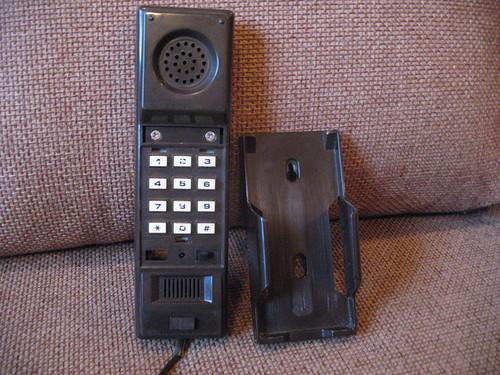 470. Кнопочный телефон. Середина-конец 80-х.