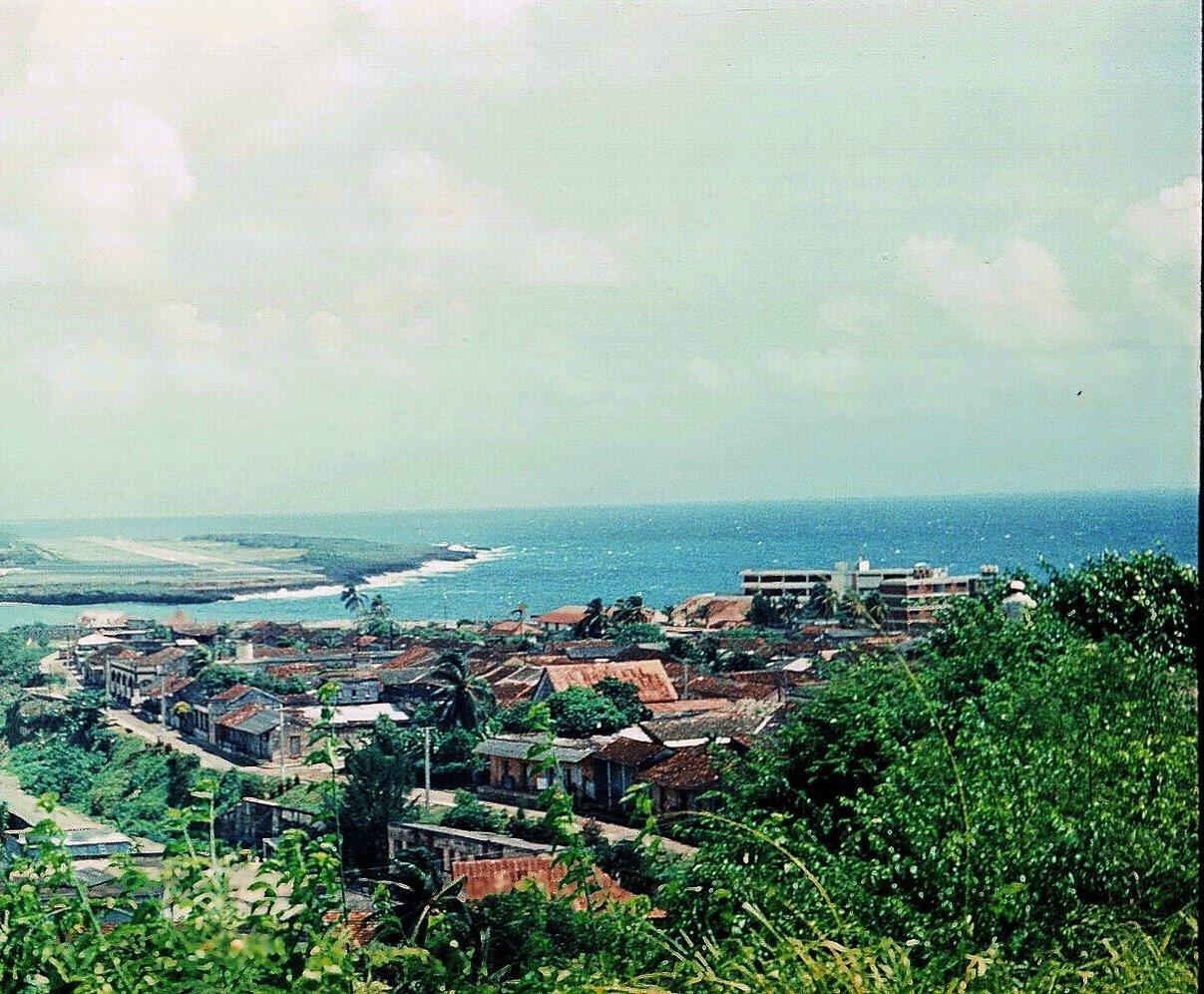 1983-1986. Баракоа