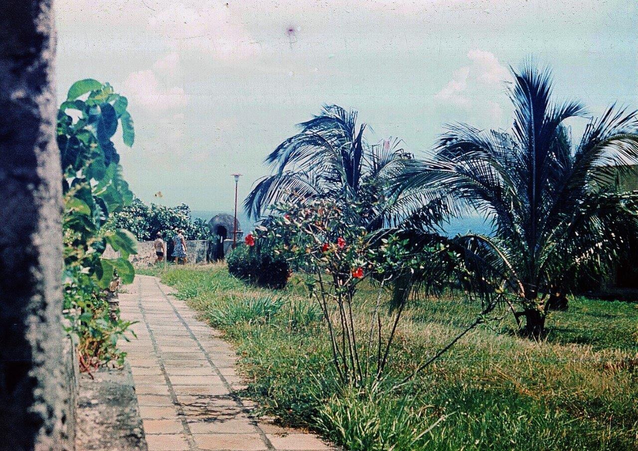 1983-1986. Баракоа, El Castillo de Seboruco de Santa Bárbara (ныне hotel El Castillo)