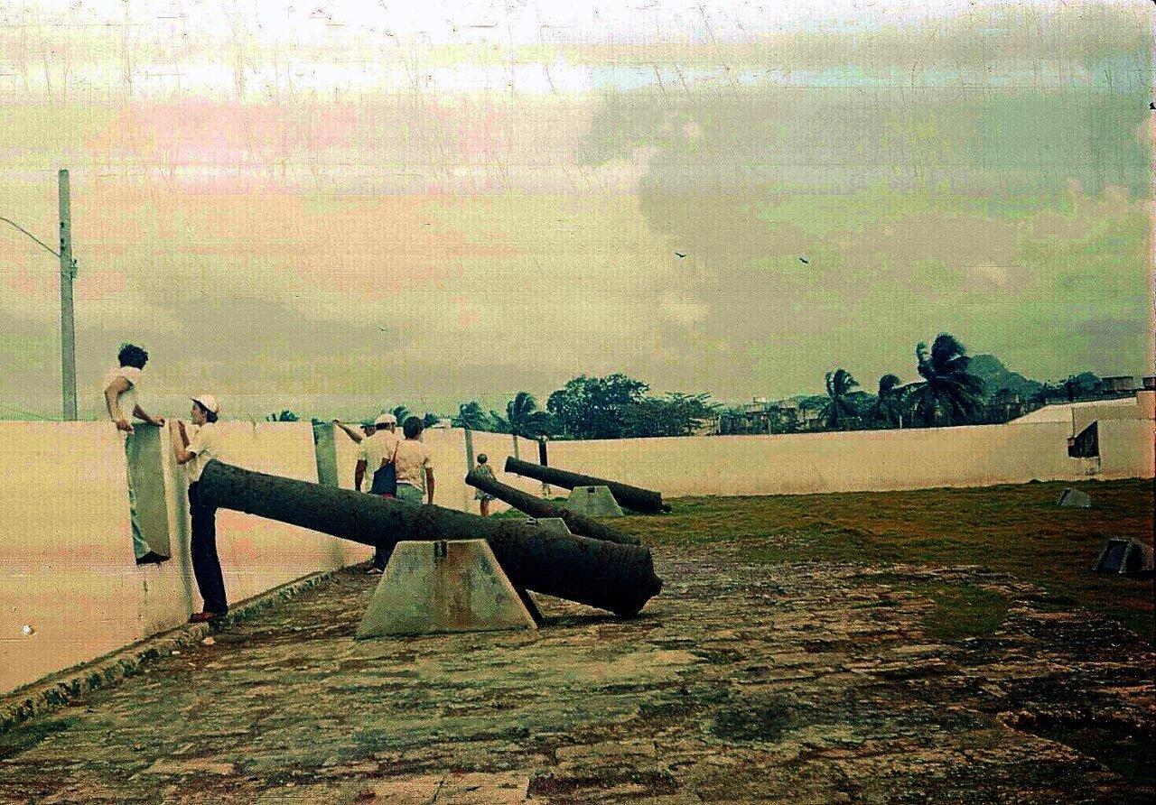 1983-1986. Баракоа, форт Матачин (Museo Municipal del Fuerte Matachín)