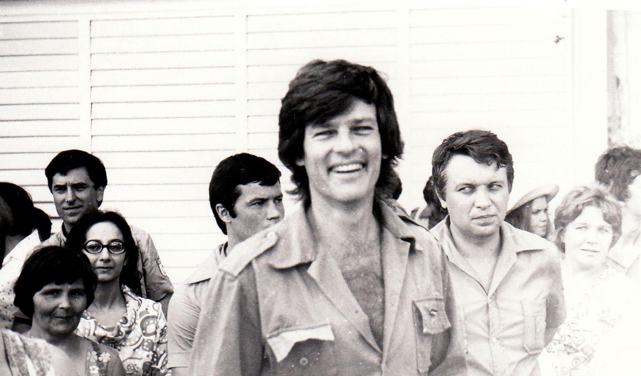 1978. Дин Рид