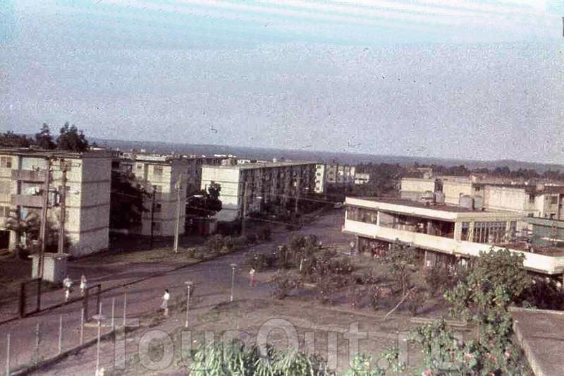 1985-1986. Район Лас-Колорадас.