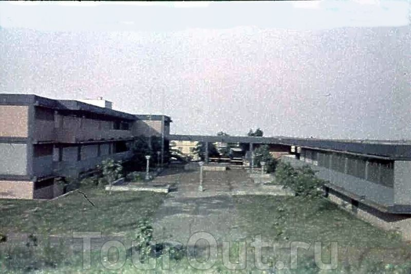 1985-1986. Советская школа