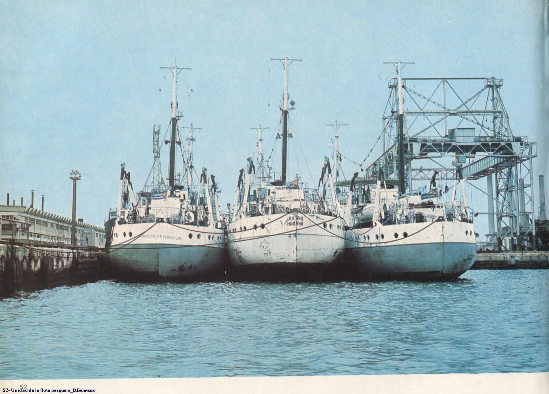 052. Unidad de la flota pesquera