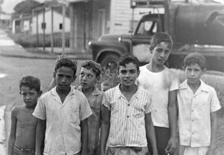 Кубинские дети.