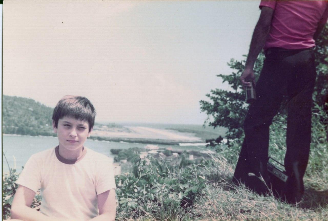 Баракоа. 1982-1984. Бухта 4