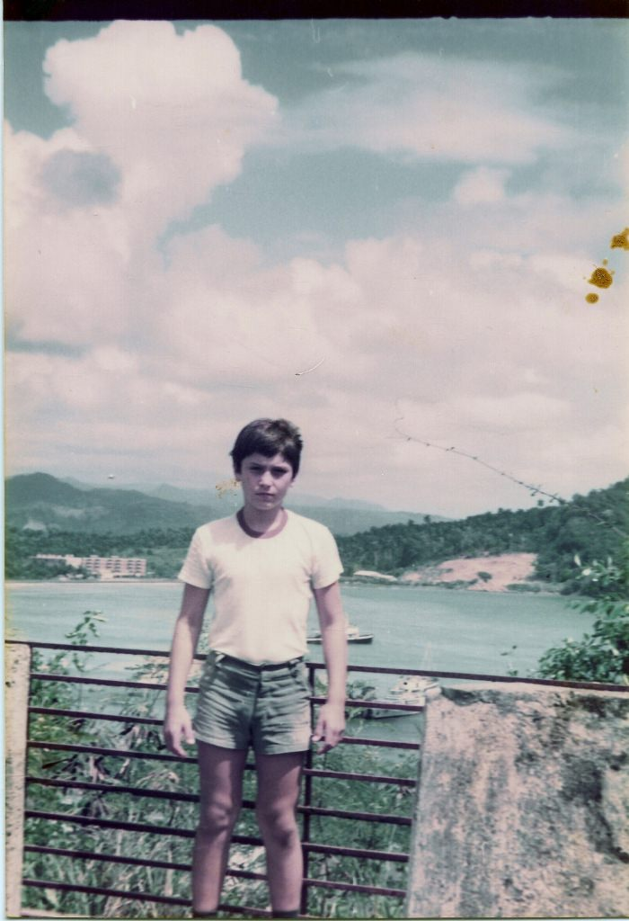 Баракоа. 1982-1984. Бухта 7