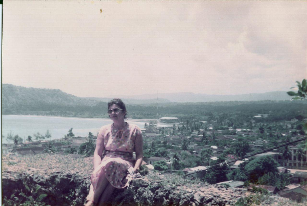 Баракоа. 1982-1984. Бухта 8