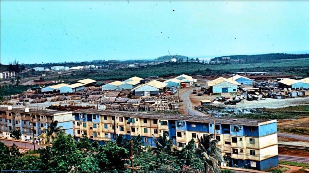 1977-1981. Фото 01. Вид на нижние Роло.