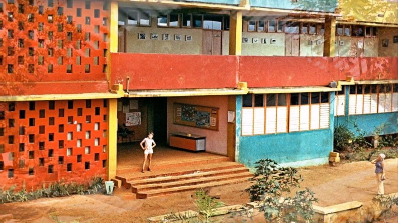 1977-1981. Фото 05. Советская школа.