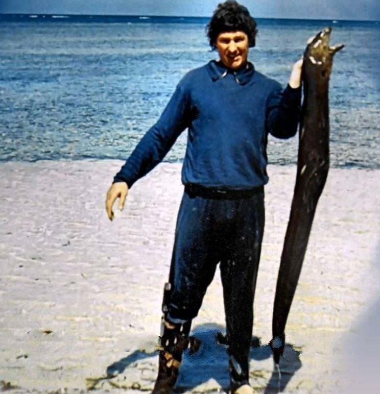 1977-1981. Рыбалка на Кайо-Моа, фото 2