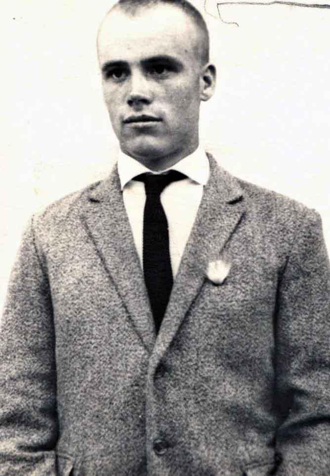 Павел Петрович Чесноков на Кубе