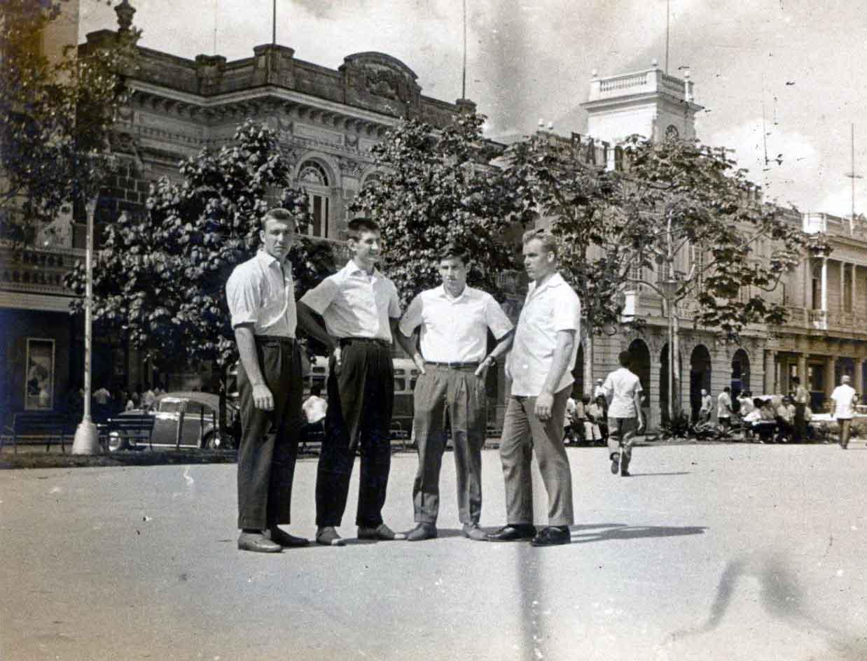 Коллективное фото в Гаване