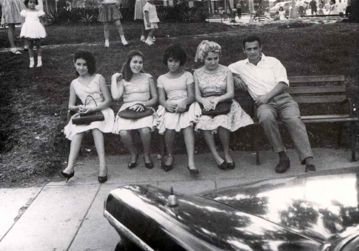 Снимок с девушками