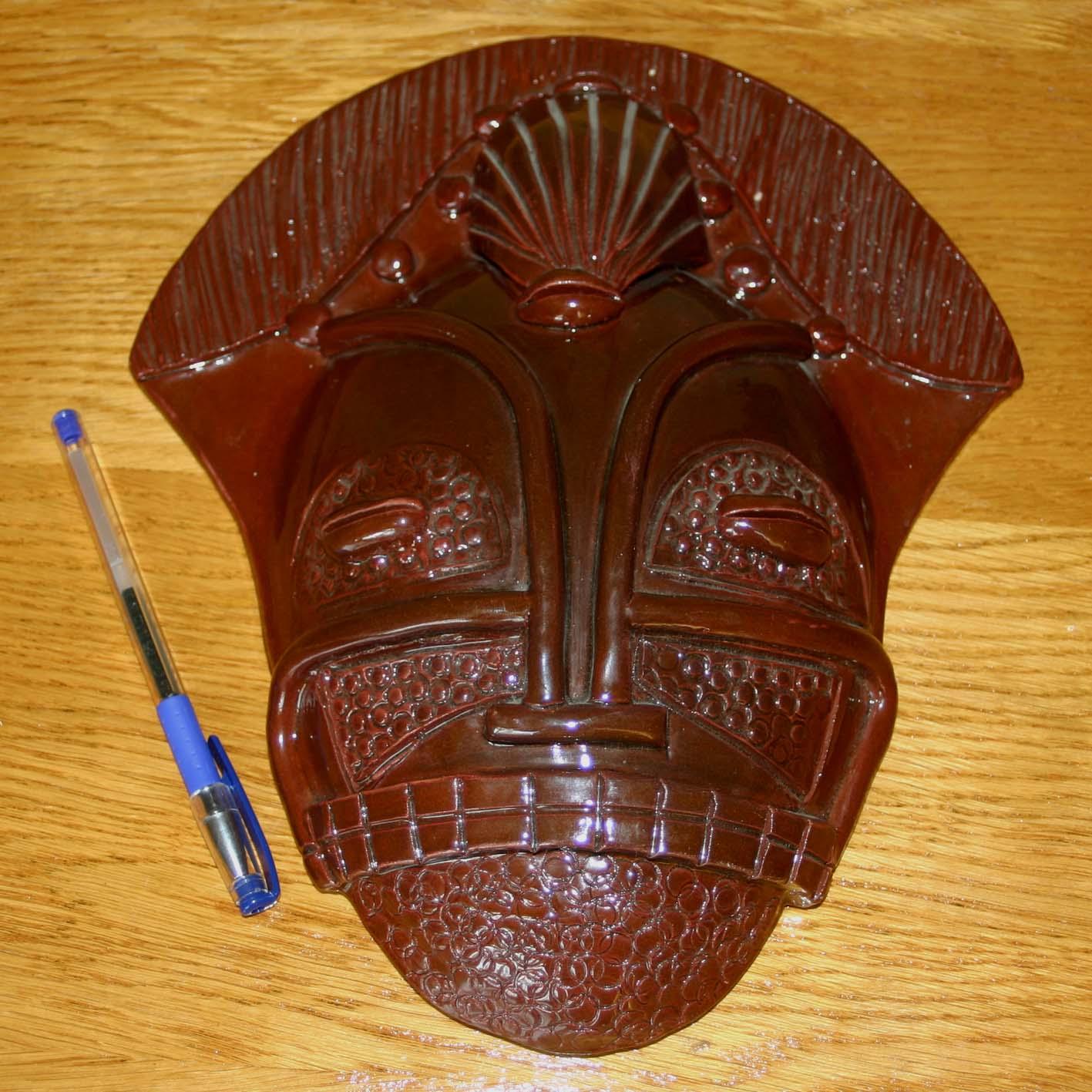 Маска керамическая, фото 1