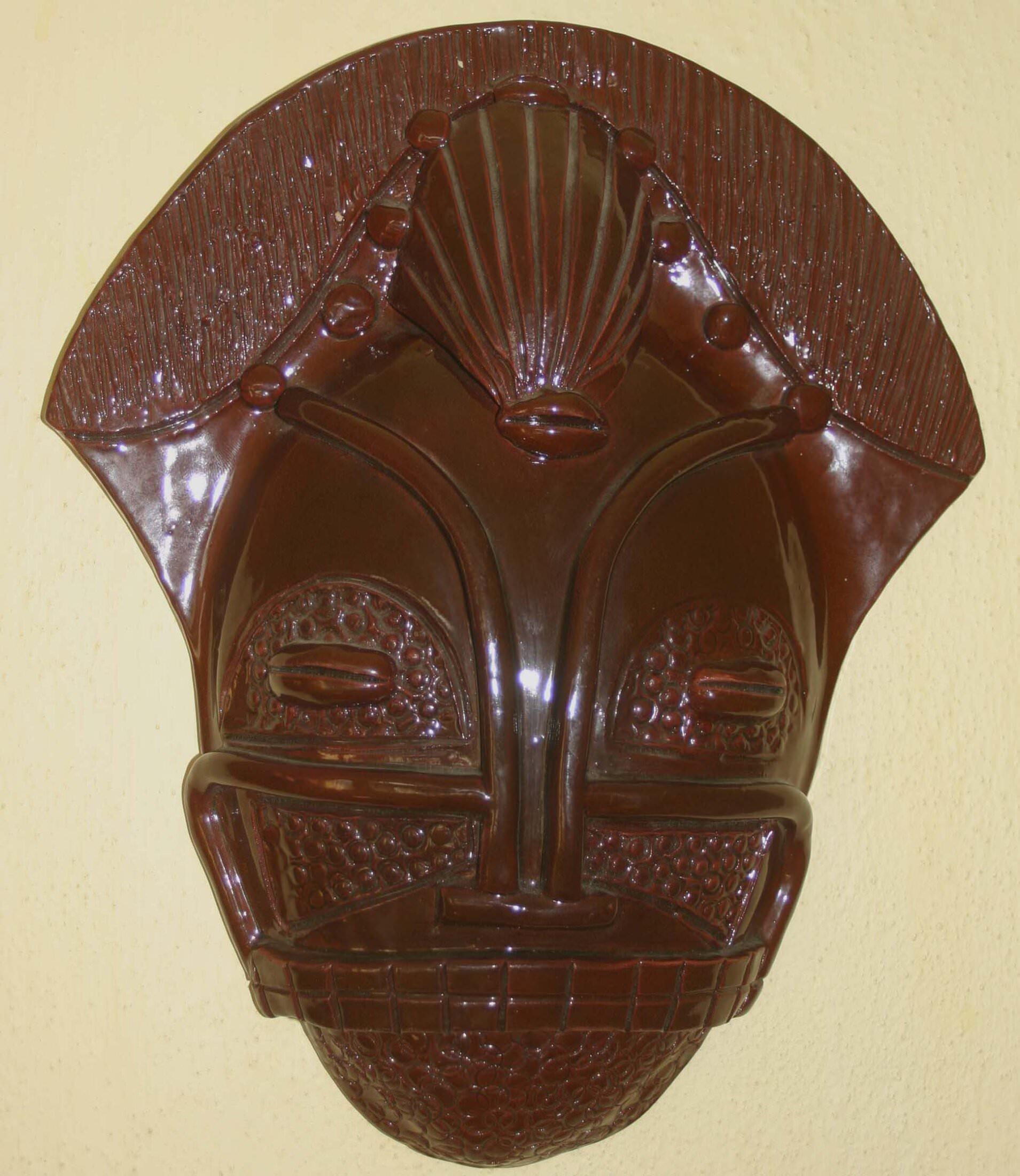 Маска керамическая, фото 2